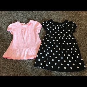 Other - 24 month shirt and dress must bundle